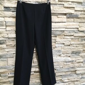 DANA BUCHMAN black dress or work pants, SZ 2